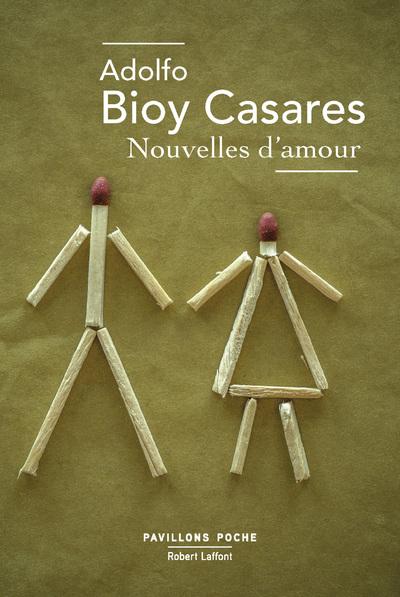 NOUVELLES D'AMOUR - PAVILLONS POCHE