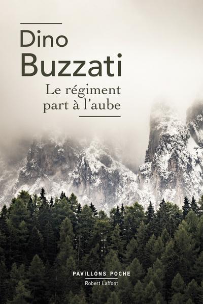 LE REGIMENT PART A L'AUBE - PAVILLONS POCHE