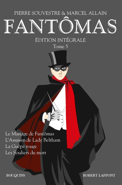 FANTOMAS - EDITION INTEGRALE - TOME 5