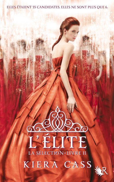 LA SELECTION - LIVRE II L'ELITE