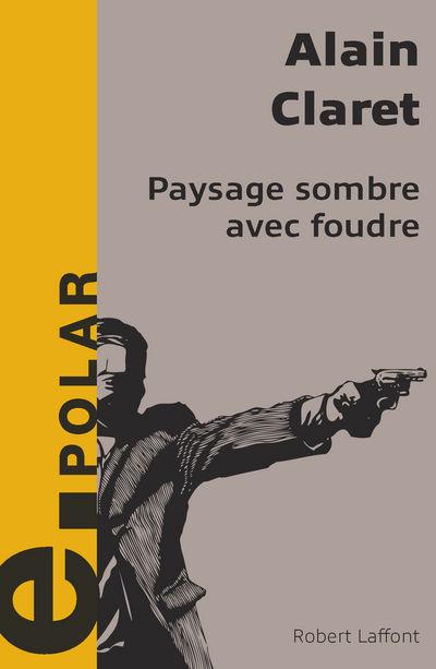 PAYSAGE SOMBRE AVEC FOUDRE - E-ROMANS