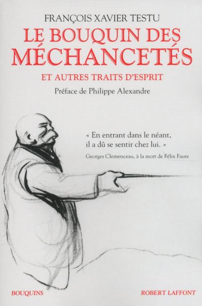 LE BOUQUIN DES MECHANCETES