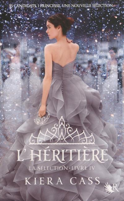 LA SELECTION - LIVRE IV L'HERITIERE