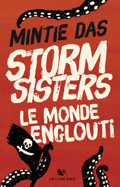 STORM SISTERS - TOME 1 LE MONDE ENGLOUTI
