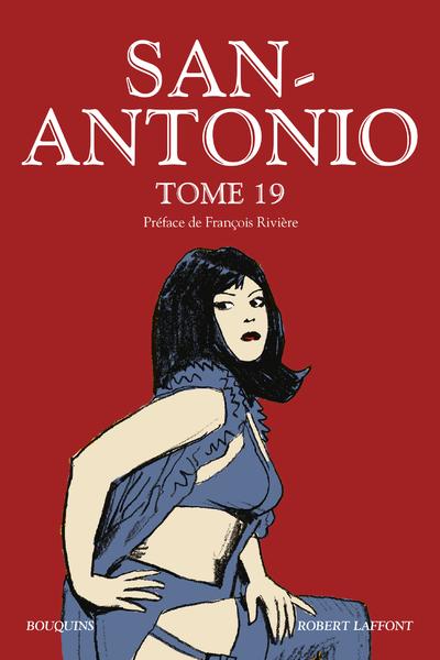 SAN ANTONIO - TOME 19