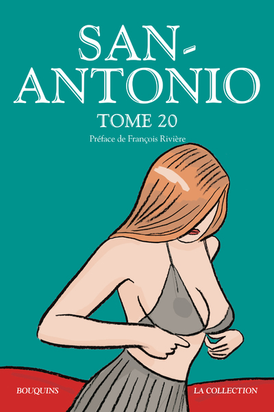SAN ANTONIO - TOME 20