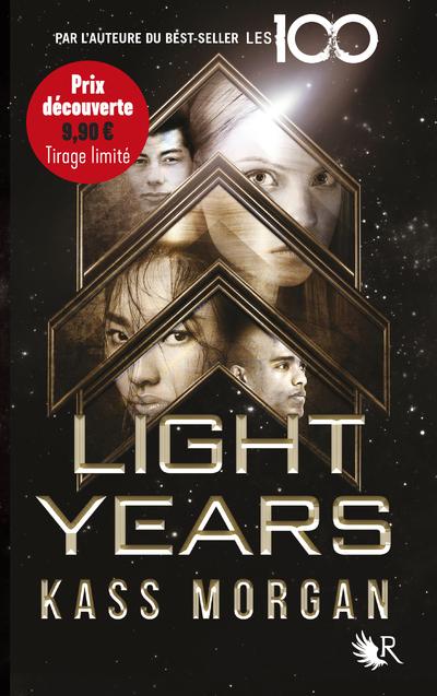 LIGHT YEARS - TOME 1 - PRIX DECOUVERTE - TIRAGE LIMITE