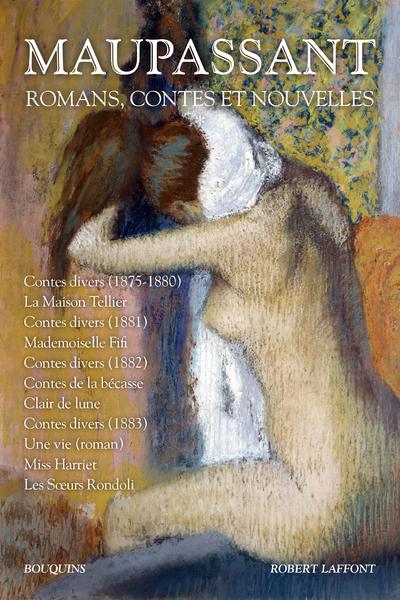 ROMANS, CONTES ET NOUVELLES - TOME 1 -NOUVELLE EDITION-