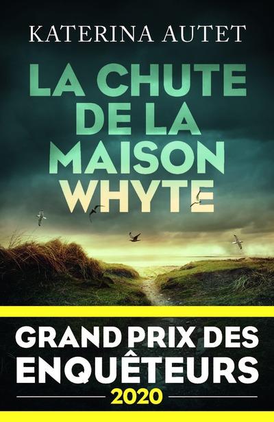 LA CHUTE DE LA MAISON WHYTE - GRAND PRIX DES ENQUETEURS 2020