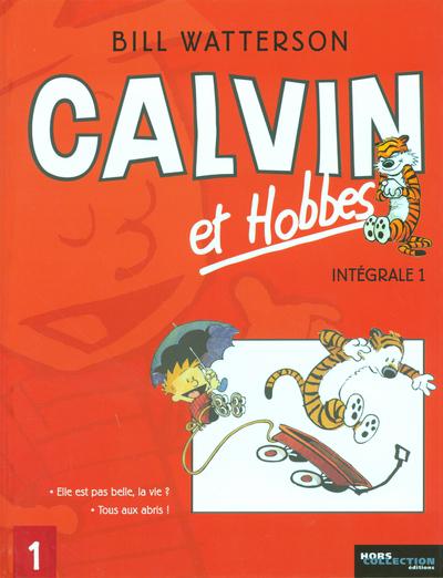 INTEGRALE CALVIN ET HOBBES T01