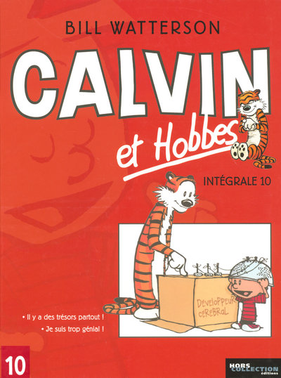 INTEGRALE CALVIN ET HOBBES - TOME 10