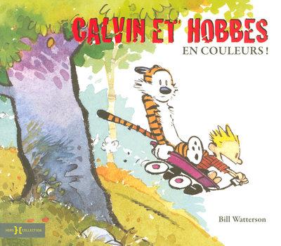 CALVIN & HOBBES EN COULEURS !
