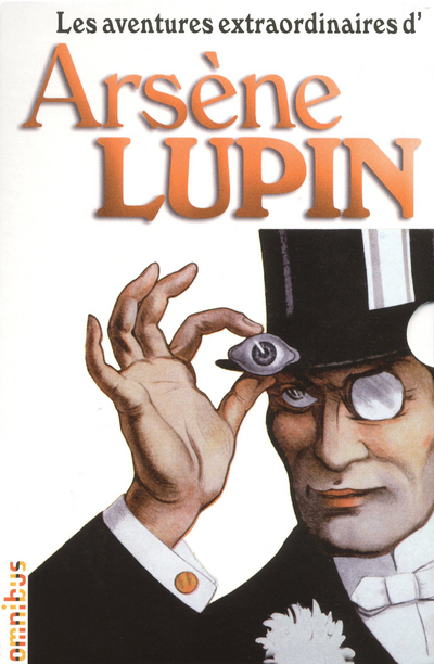 COFFRET ARSENE LUPIN 2012