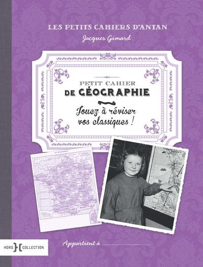 PETIT CAHIER DE GEOGRAPHIE