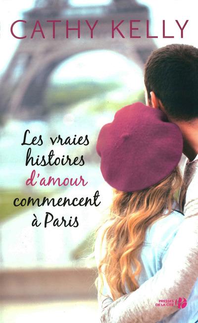 LES VRAIES HISTOIRES D'AMOUR COMMENCENT A PARIS