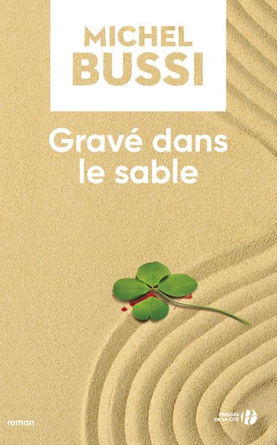 GRAVE DANS LE SABLE