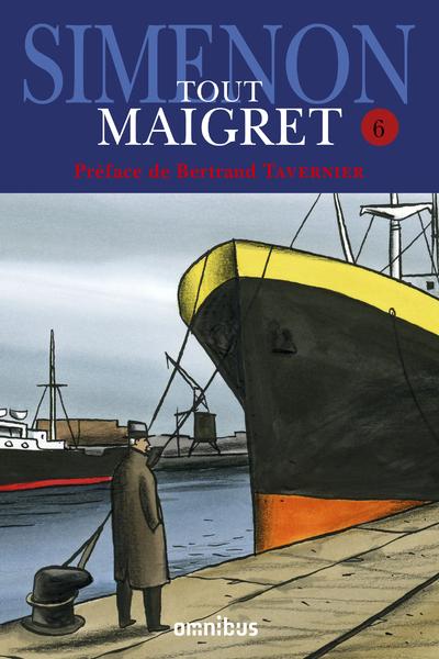 TOUT MAIGRET - TOME 6