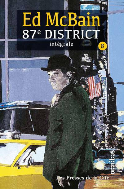 87E DISTRICT - TOME 8 - INTEGRALE