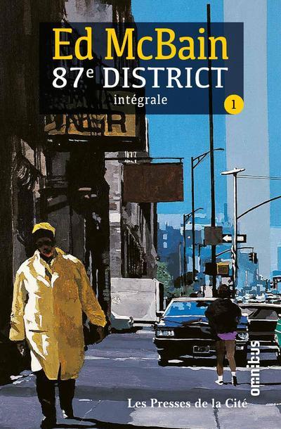 87E DISTRICT - TOME 1 - INTEGRALE