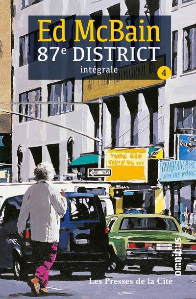 87E DISTRICT - TOME 4 - INTEGRALE