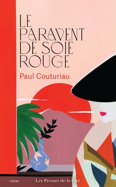 LE PARAVENT DE SOIE ROUGE - NOUVELLE EDITION
