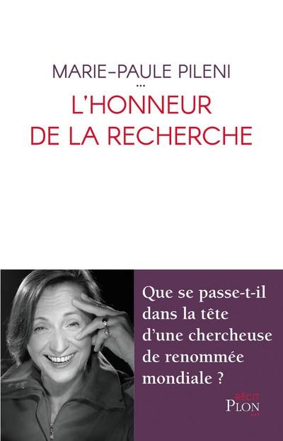 L'HONNEUR DE LA RECHERCHE