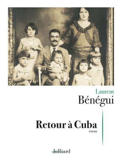 RETOUR A CUBA