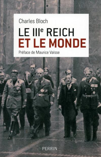 LE IIIE REICH ET LE MONDE