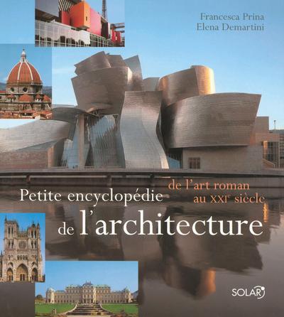 PETITE ENCYCLOPEDIE DE L'ARCHITECTURE