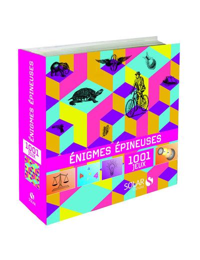 1001 ENIGMES EPINEUSES