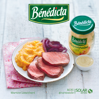 BENEDICTA - MINI GOURMANDS