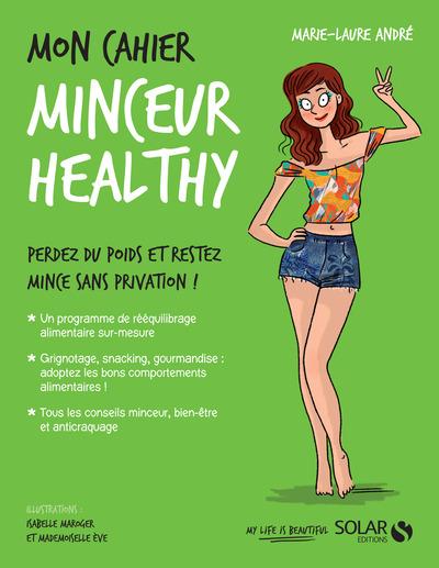 MON CAHIER MINCEUR HEALTHY