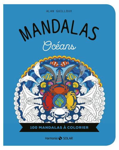 MANDALAS - OCEANS