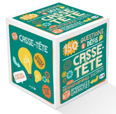ROLL'CUBE - CASSE-TETE