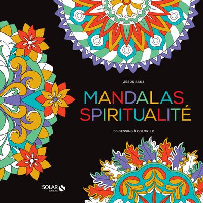 BLACK COLORIAGE - MANDALAS SAGESSE