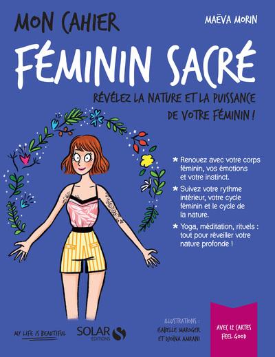 MON CAHIER FEMININ SACRE
