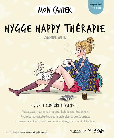 MON CAHIER HYGGE HAPPY THERAPIE NEW