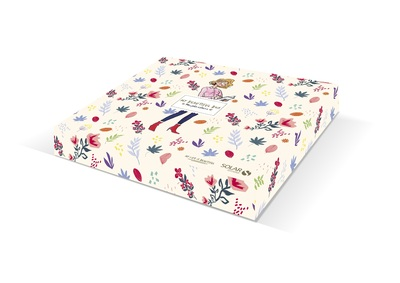 COFFRET MY BEAUTIFUL PAPER BOX - MES JOLIS CAHIERS