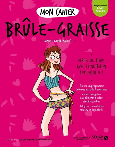MON CAHIER BRULE-GRAISSE NEW