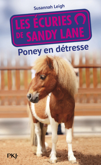 LES ECURIES DE SANDY LANE - NUMERO 2 PONEY EN DETRESSE