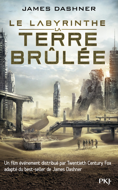 L'EPREUVE - TOME 2 LA TERRE BRULEE