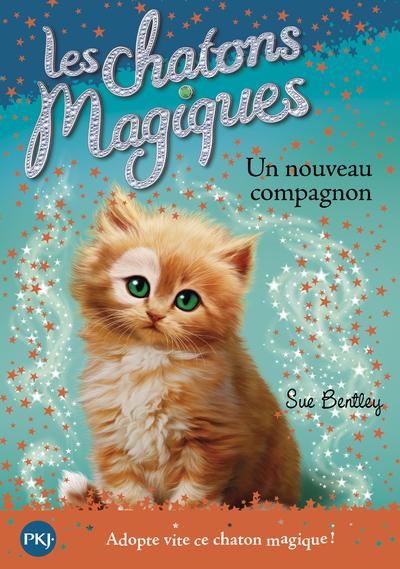 LES CHATONS MAGIQUES - NUMERO 19 UN NOUVEAU COMPAGNON