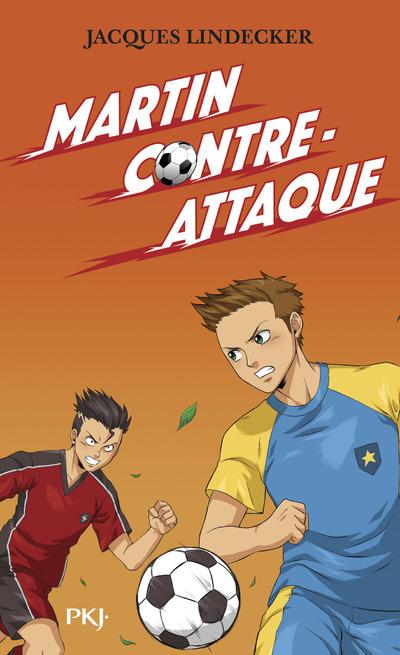 GAGNE - TOME 4 MARTIN CONTRE-ATTAQUE