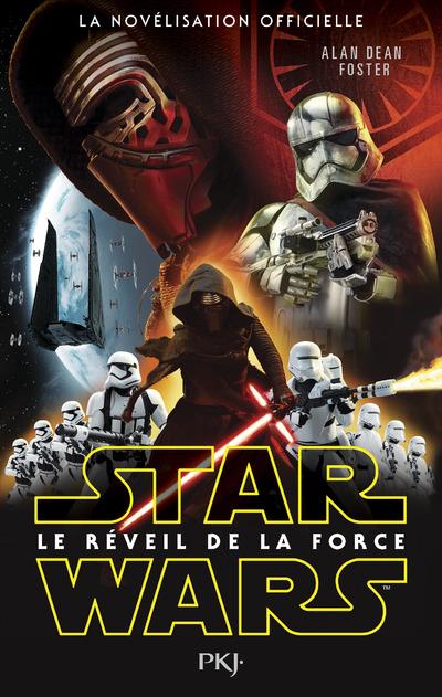 STAR WARS EPISODE VII - LE REVEIL DE LA FORCE