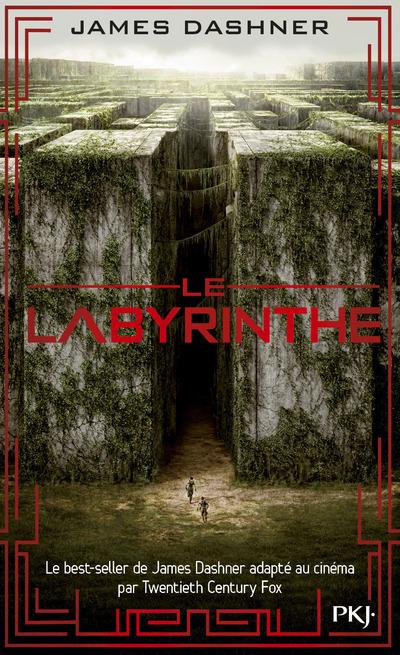 L'EPREUVE - TOME 1 LE LABYRINTHE