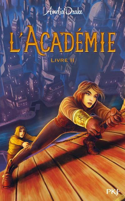 L'ACADEMIE - LIVRE II