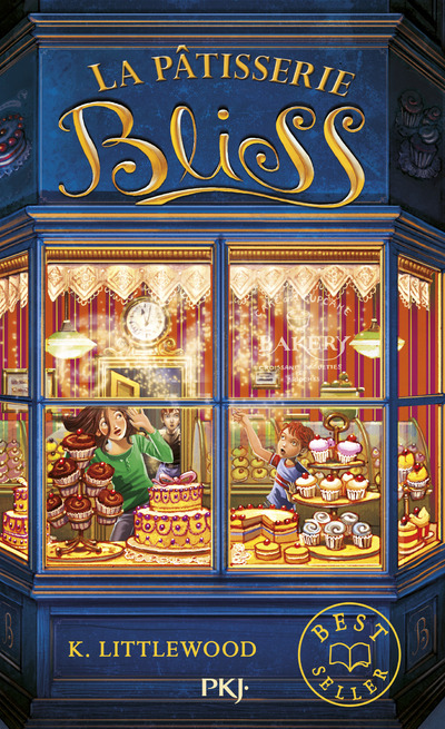 LA PATISSERIE BLISS - TOME 1