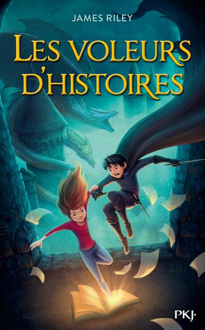 LES VOLEURS D'HISTOIRES - TOME 1