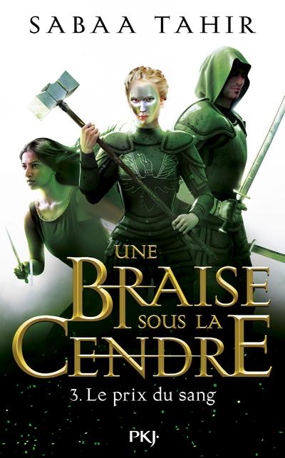 UNE BRAISE SOUS LA CENDRE - TOME 3 LE PRIX DU SANG