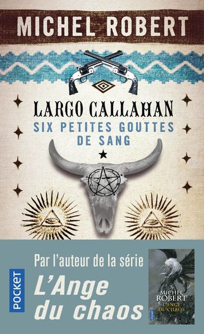 LARGO CALLAHAN SIX PETITES GOUTTES DE SANG - TOME 1